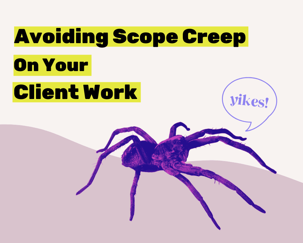 Avoiding Scope Creep on Client Projects1