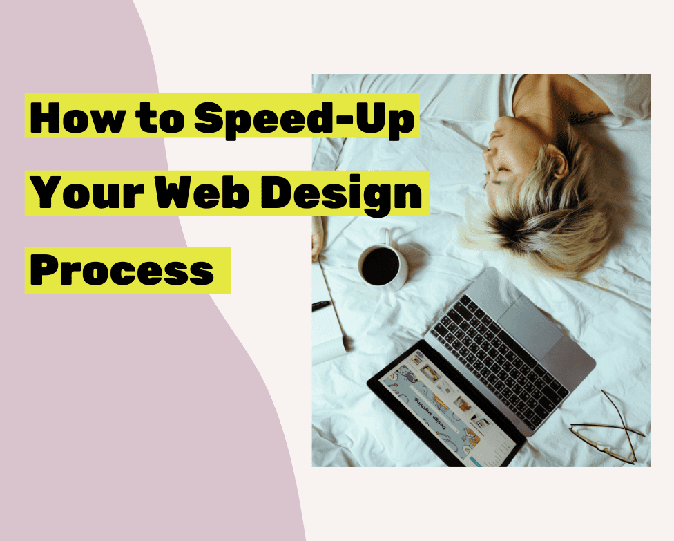 speed up your web design process